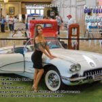 Corvette Chevy Expo Poster