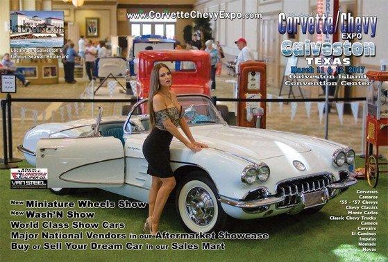 39th Corvette Chevy Expo Galveston | Galveston Island Convention Center