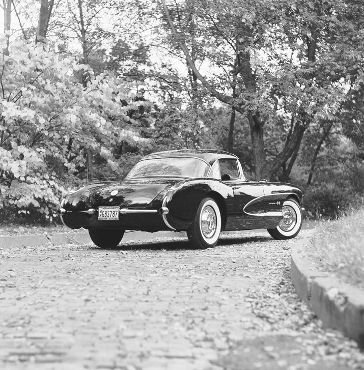 1957 Chevrolet Corvette © General Motors