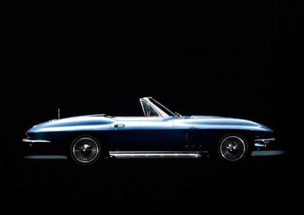 1965 Chevrolet Corvette Stingray © General Motors