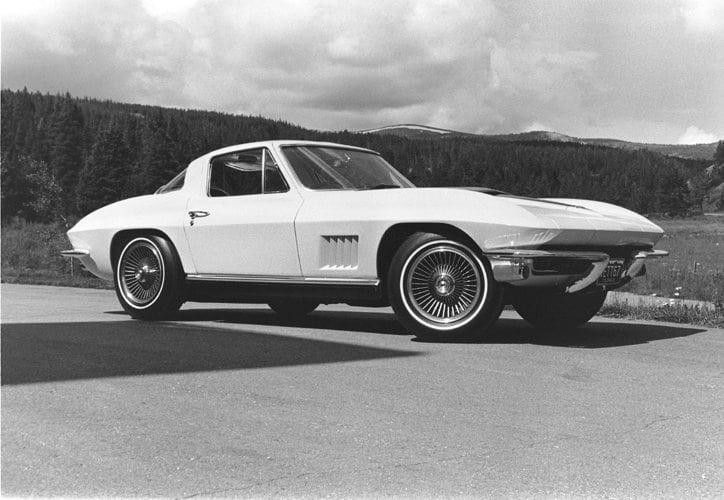 1967 Chevrolet Corvette Stingray © General Motors