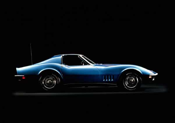 1968 Corvette Specifications