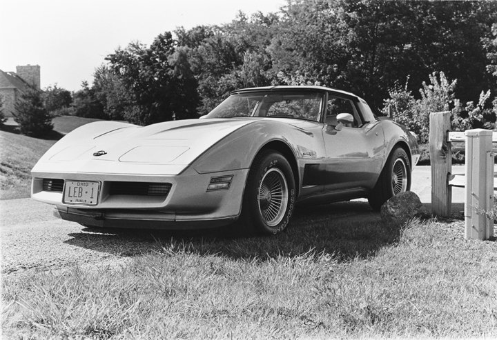 1982 Chevrolet Corvette © General Motors