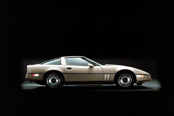 1984 Chevrolet Corvette C4 © General Motors
