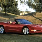1998 Chevrolet Corvette Convertible © General Motors