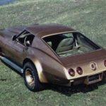 Eckler's 1975 Corvette Hatchback