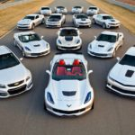With the addition of the 2015 Chevrolet Corvette Z06 Convertible, Chevrolet will offer 14 performance car models for enthusiasts, ranging from 323 to 625 horsepower.