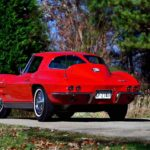 1963 Chevrolet Corvette Split Window Coupe (Lot S130) Sold at Mecum Houston 2017 Auction for $140,000.
