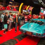1967 Chevrolet Corvette Coupe SOLD for $675,000 at Dana Mecum's 30th Original Spring Classic.