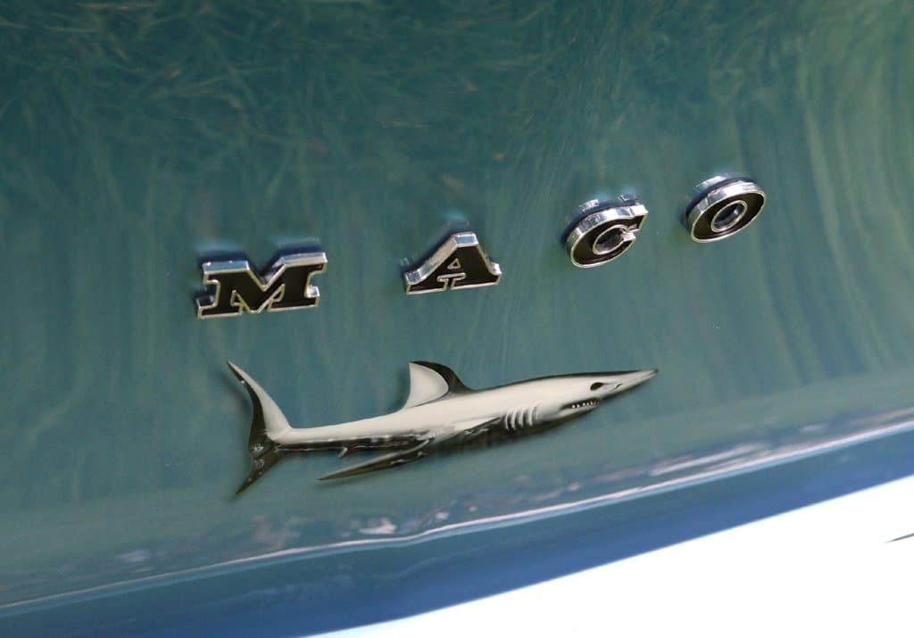 1970 Mako Shark by Joel Rosen at the 2015 Eyes on Design
