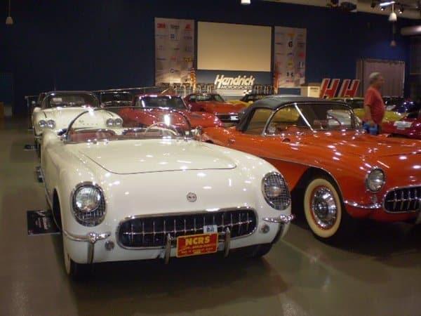 Bloomington Gold Corvettes Charlotte 2016