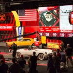 Bob McDorman's1953 Corvette Lot T123 Sold for $220,000 a the Mecum 30th Spring Classic