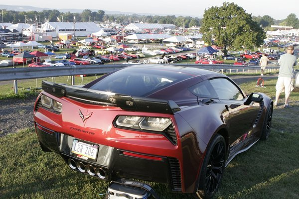 Corvettes at Carlisle Returns in 2017 with Special Displays, Guests and Decades of Classics From a '67 Celebration to a Showcase of L88's, the Weekend is Jam-Packed