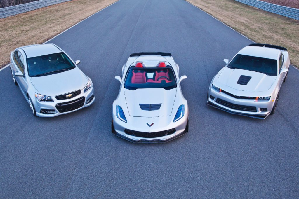 Chevrolet has been America's best-selling performance car brand for four consecutive years. That trend is expected to continue with the Chevrolet Performance Cars for 2015 and the addition of the SS sedan, Camaro Z/28, and Corvette Z06.