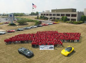 General Motors Bowling Green Assembly Plant in Bowling Green, Kentucky