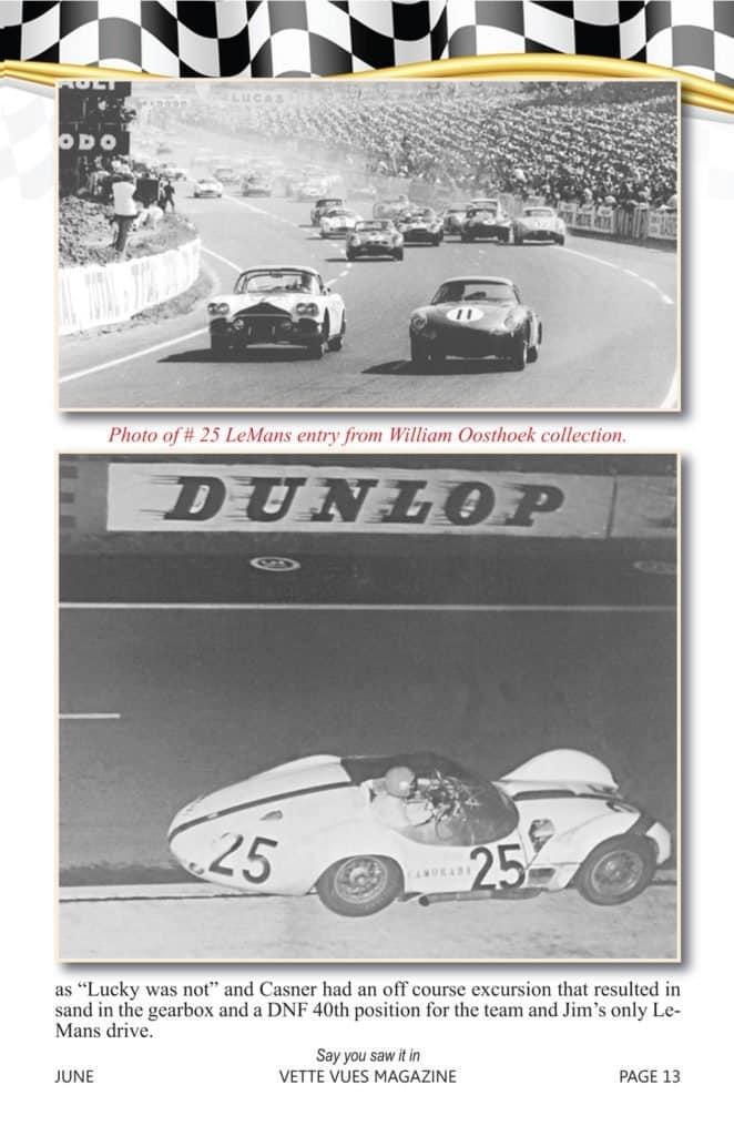 Tribute to Corvette Racing Legend Jim Jeffords
