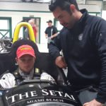 No. 24 Dreyer & Reinbold Racing Chevrolet In 101st Indianapolis 500 With Hard-Charging Sage Karam At The Wheel