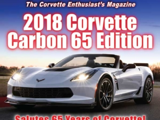 July 2017 Issue Cover Vette Vues Magazine