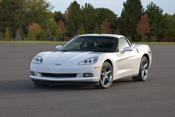 2013 Corvette Stats and Final Totals & Production Numbers