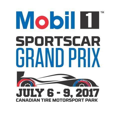 Mobil 1 SportsCar Grand Prix 2017 - July 6 - 9, 2017