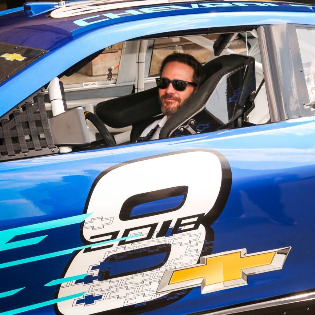 Champion Motors International: NASCAR Cup Champion Jimmie