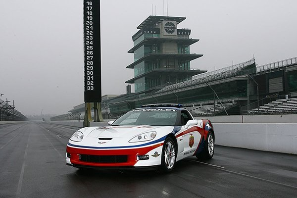 Lance Armstrong to drive 505-hp 2006 Chevrolet Corvette Z06 Pace Car at 2006 Indianapolis 500 © General Motors