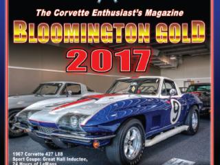 #553 October 2017 Vette Vues Magazine, Volume 46, Issue