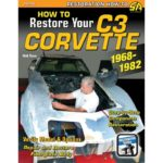SA248 How to Restore Your C3 Chevy Corvette 1968-1982 Restoration How To Book
