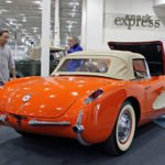 SP115 1957 Corvette Fuel Injected - Sold for $101,640 U.S.