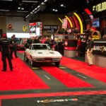 Top sales at the October 2017 Collector-Car Mecum Auction Chicago included several Corvettes from the Mercurio collection with the couple's 1967 Corvette Convertible (Lot F149) and their 1963 Split-Window Coupe (Lot F148) grabbing the top slots at $115,000 and $110,000, respectively.