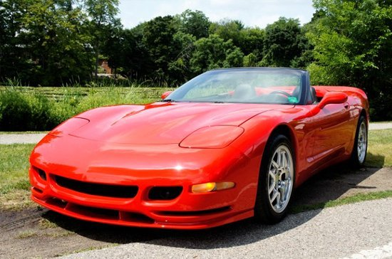 Vette Vues Magazine C5 Corvette Tiger Shark Body Kitc5