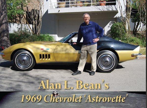 Alan L. Bean's 1969 Corvette Astrovette | Vette Vues Magazine