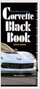 1953 - 2018 Corvette Black Book