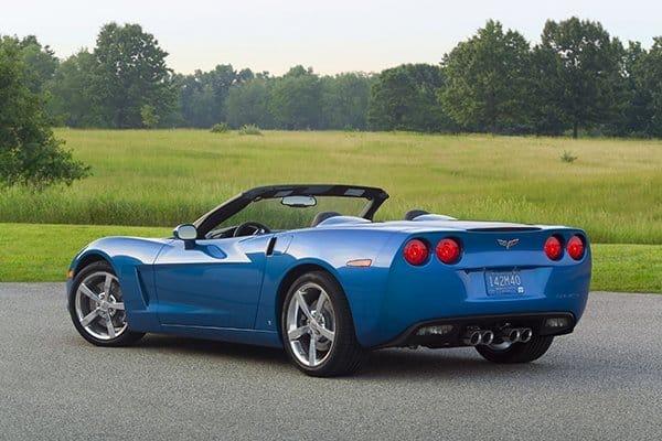 2009 Chevrolet Corvette Photo Gallery