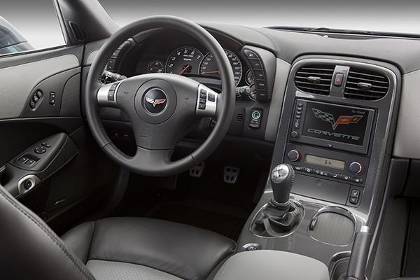 2009 Chevrolet Corvette Z06.