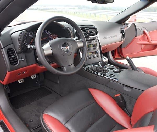 2009 Corvette ZR1.