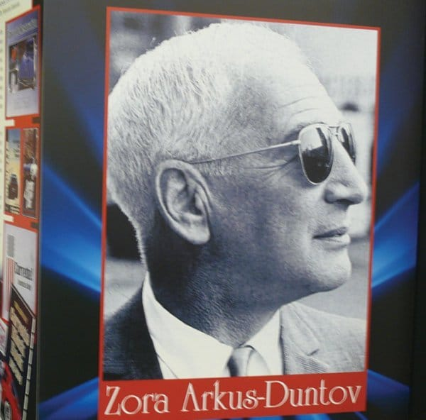 Zora Arkus-Duntov was inducted into the Bloomington Gold 2013 Great Hall.
