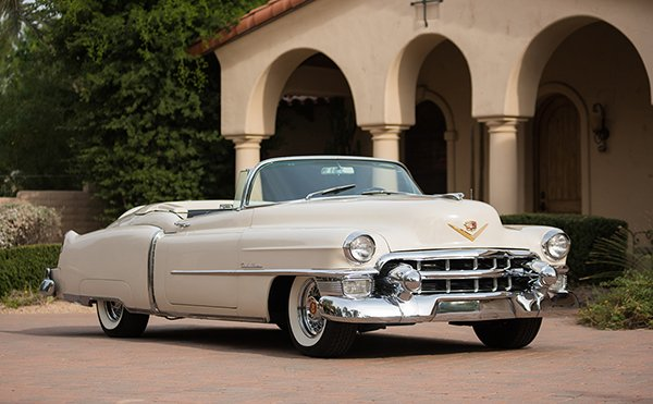 Lot # 1353.1 – 1953 Cadillac Eldorado Convertible