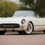Lot #1353.3 – 1953 Chevrolet Corvette 235/150 Convertible Motorama Car