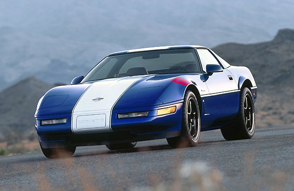 1996 Corvette Grand Sport © General Motors