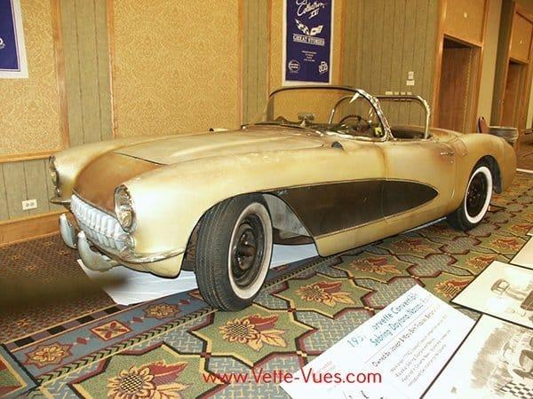 1957 Corvette Convertible Sebring/Daytona/Nassau/Racer