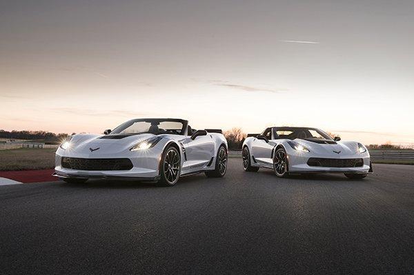 2018 Corvette Carbon 65 Edition Photo Gallery