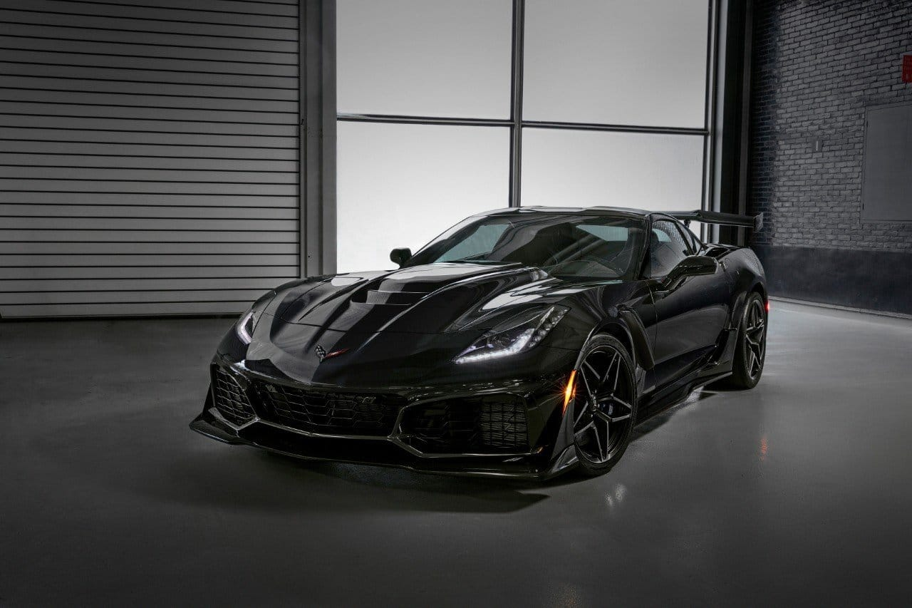 First 2019 Chevrolet Corvette ZR1 Goes to Auction
