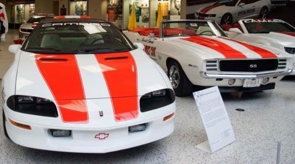 Camaro: 50 Years of Setting the Pace, presented by Bill Estes Chevrolet