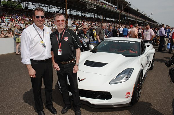2015 Indianapolis 500 Corvette Pace Car