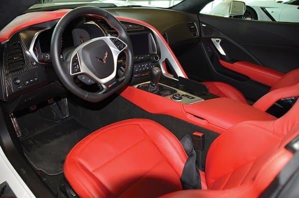 2015 Indianapolis 500 Corvette Pace Car (Photographer Dave Estes for Vette Vues Magazine)