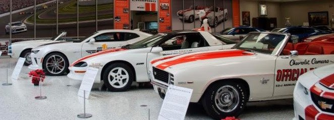 Also on display is the Z28 Camaro that ushered in the third-generation of the famous model in 1982 by pacing the incredible race won by Gordon Johncock, as well as the SS editions that led the field for both the 100th Anniversary of The Greatest Spectacle in Racing in 2011, and the 100th Running of the World's Greatest race in 2016.