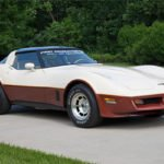 First Bowling Green Corvette a 1981 Corvette Photo courtesy Barrett-Jackson