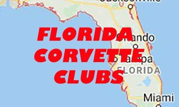 Florida Corvette Club Directory
