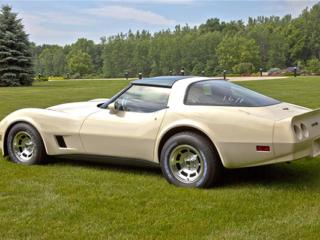 Last St. Louis Corvette a 1981 Corvette